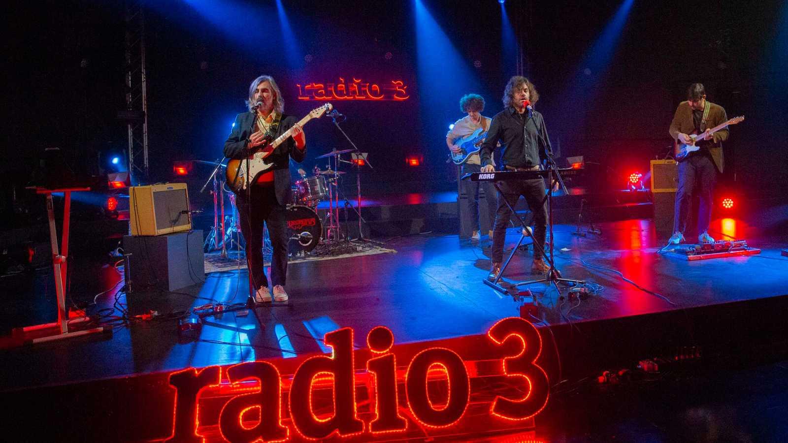 Los conciertos de Radio 3 - Joe Crepúsculo - 20/01/21 - escuchar ahora