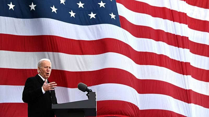 Las mañanas de RNE con Íñigo Alfonso - Los retos de Biden en la política exterior - Escuchar ahora