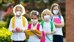 Con bata blanca - Los niños contagian un 50% menos la COVID-19 - 22/01/21