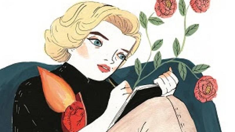 Libros de arena - María Hesse presenta 'Marilyn, una biografía' - Escuchas ahora