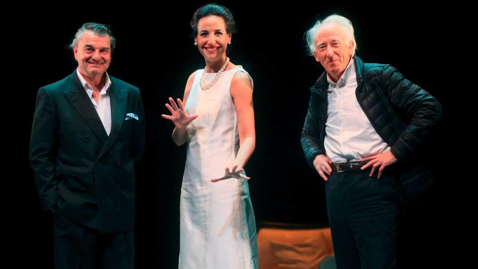 Las mañanas de Radio Nacional con Pepa Fernández - Zapata nos presenta a los protagonistas de 'Diva' - escuchar ahora