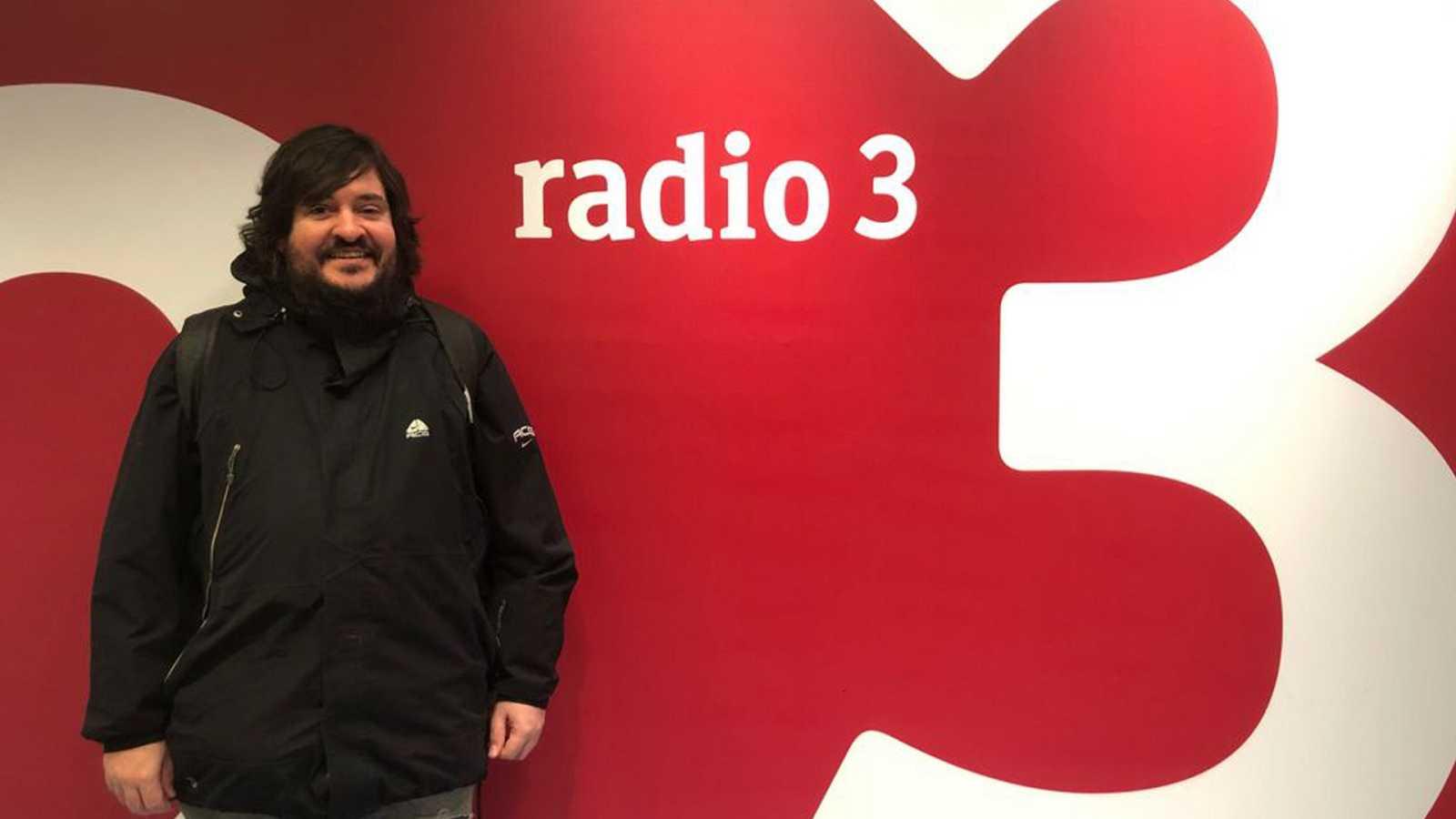 En Radio 3 - Carlos Palencia - 23/01/21 -  escuchar ahora