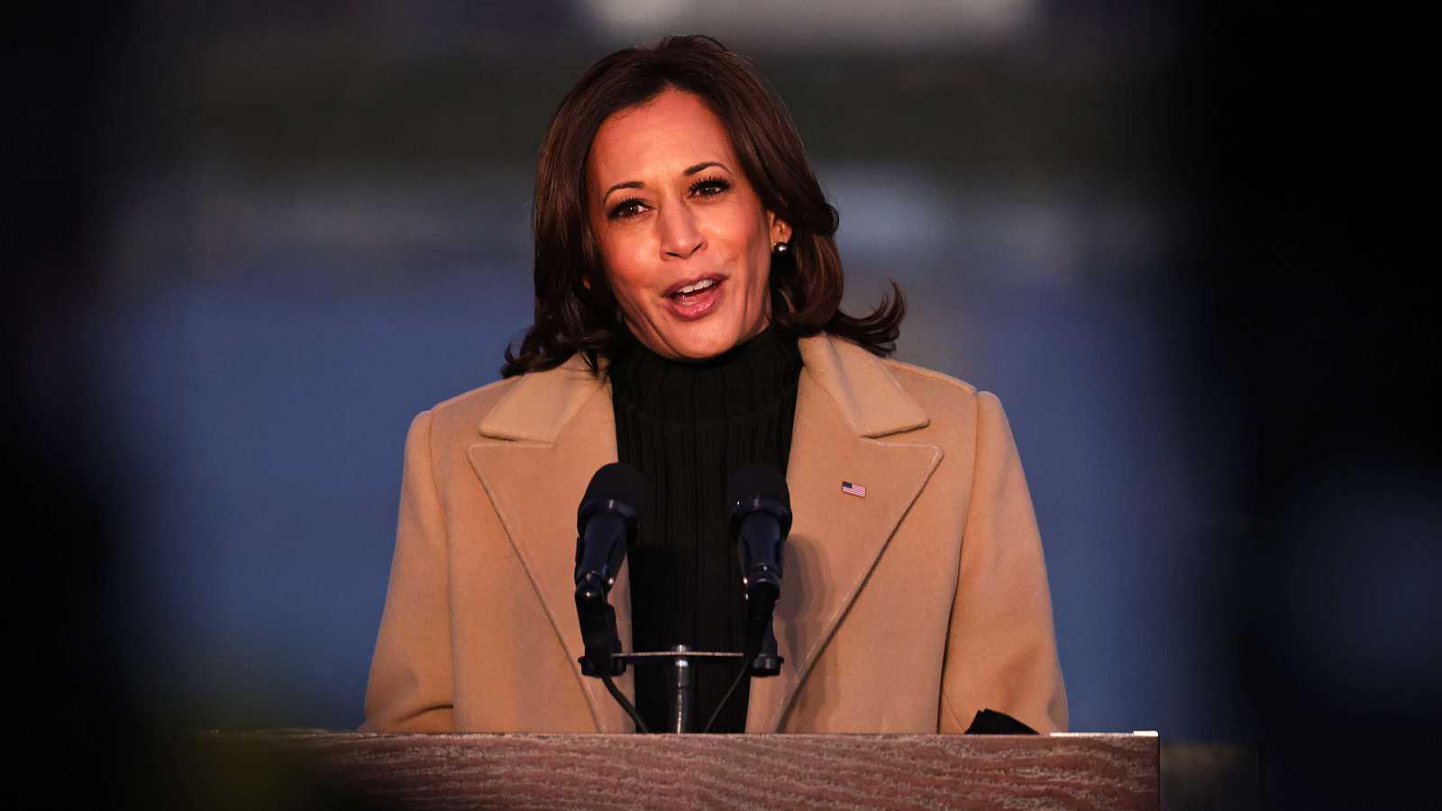 14 horas - Kamala Harris, la vicepresidenta que quiere ser protagonista - Escuchar ahora