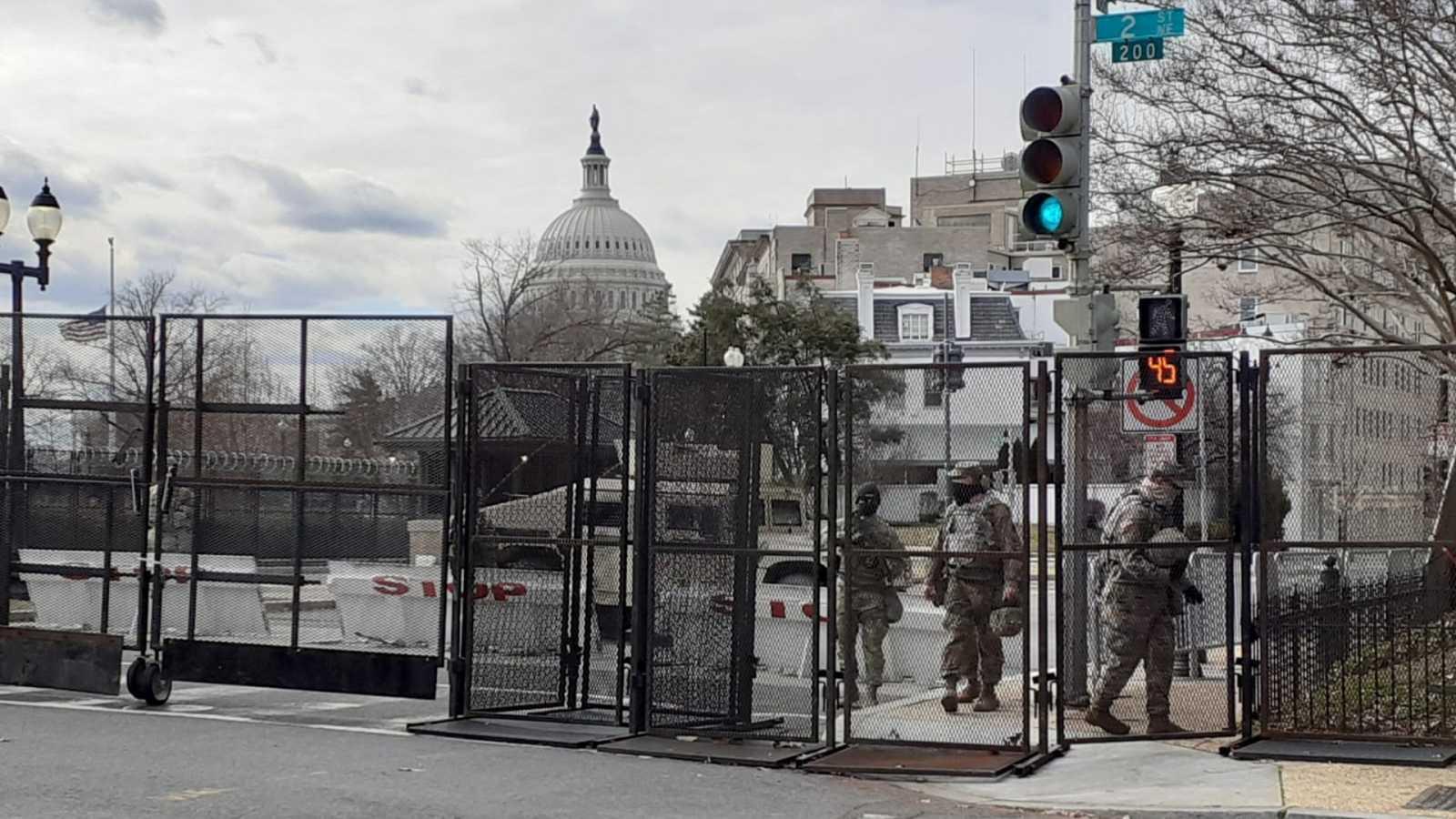 Reportajes 5 Continentes - Washington espera la ceremonia de investidura de Biden - Escuchar ahora