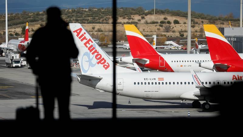 14 horas - Iberia compra Air Europa por la mitad de lo que ofreció antes de la pandemia - Escuchar ahora