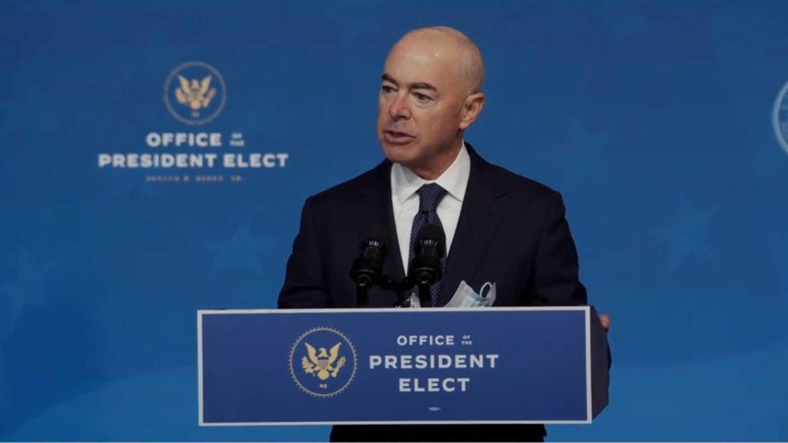 Hora Amércia - El gabinete de Joe Biden, un equipo diverso con cuatro latinos en puestos principales - 20/01/21 - escuchar ahora