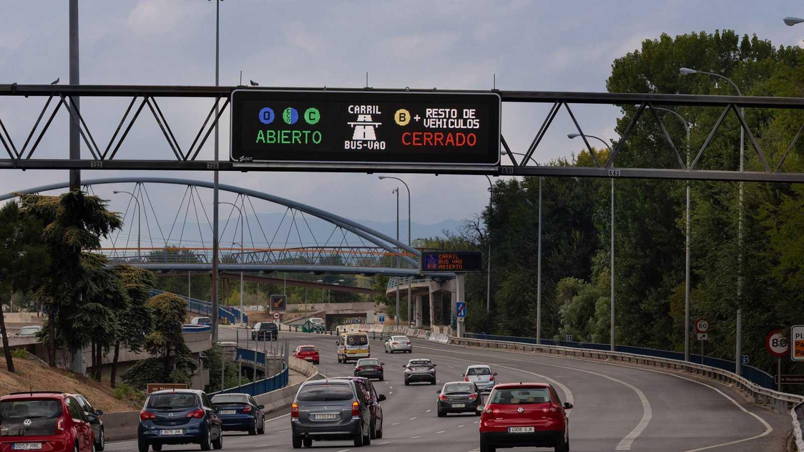 Marca España - Paneles españoles para la información del tráfico en el mundo - 21/01/21 - escuchar ahora