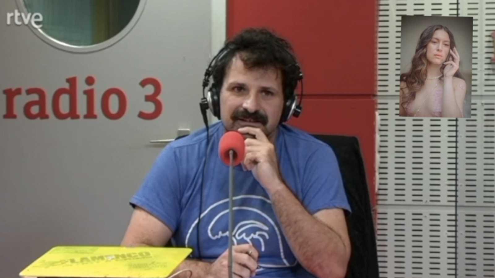 Hoy empieza todo con Ángel Carmona - Ariana Abecasis, Jaime Cruz y ROCKDELUX ha vuelto - 21/01/21 - escuchar ahora