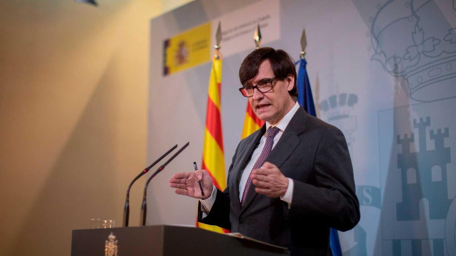 Boletines RNE - El PSC ganarías las elecciones en Cataluña, según el CIS - Escuchar ahora