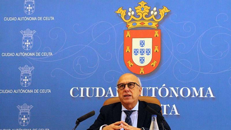 14 horas - El consejero de Sanidad de Ceuta también se vacunó de la COVID - Escuchar ahora