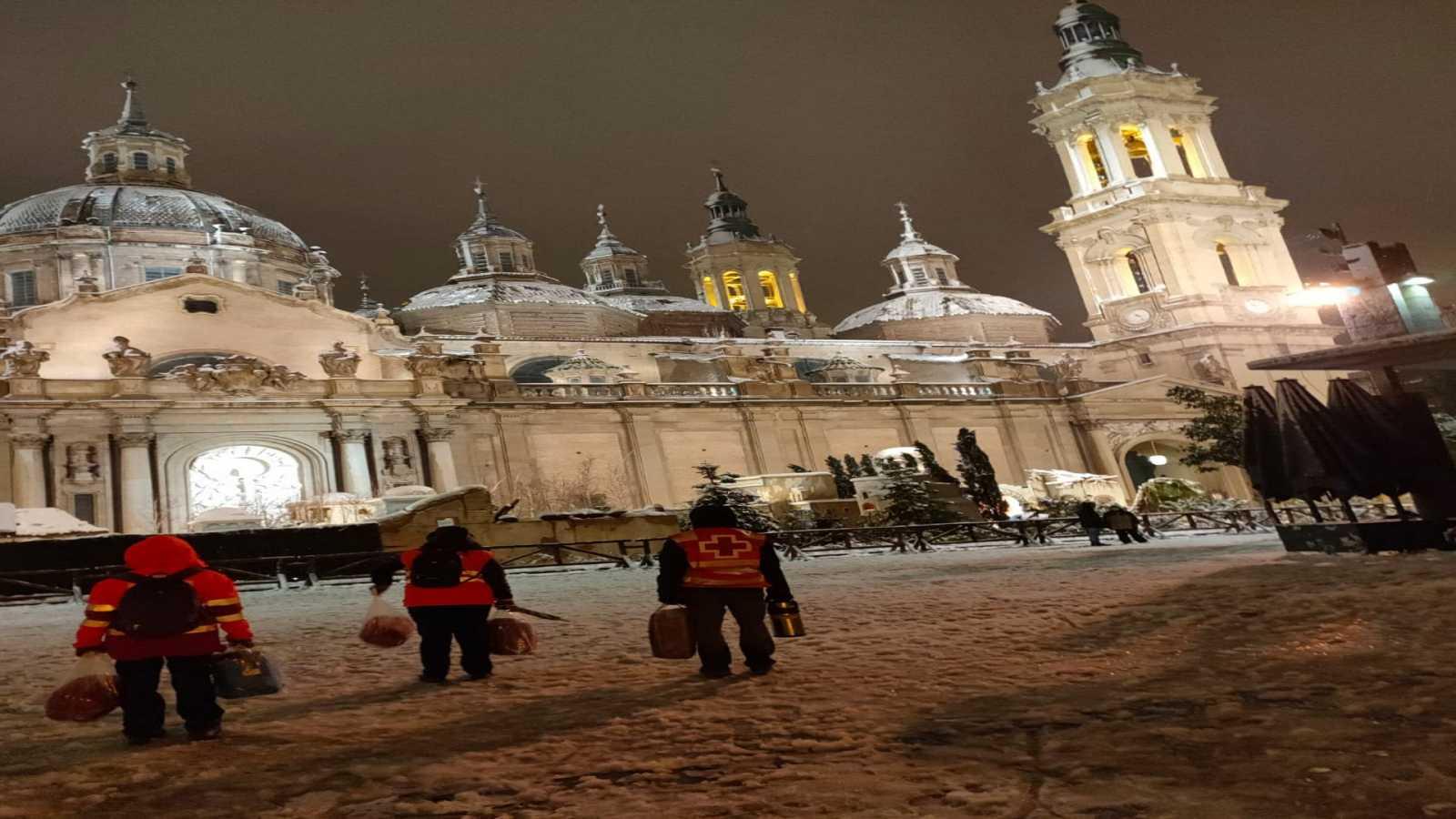 Reportajes Emisoras - Zaragoza - Sin techo - 19/01/21 - Escuchar ahora