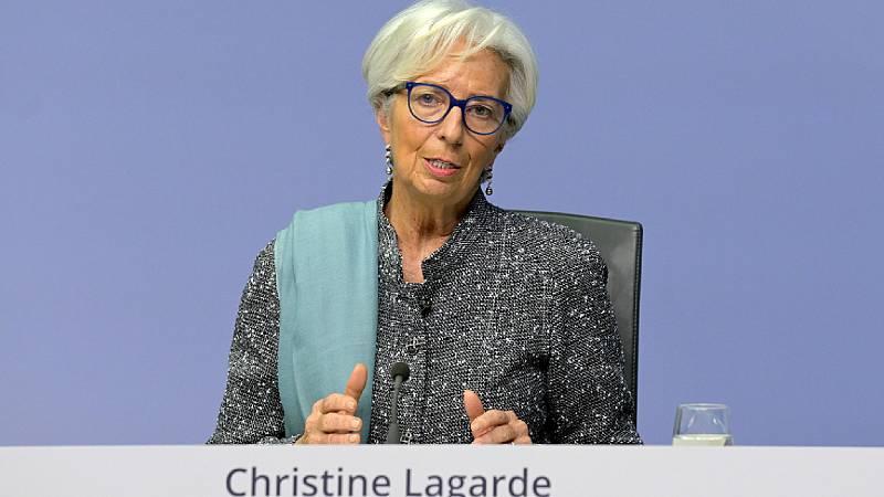 24 horas - El BCE seguirá con su plan de estímulos hasta marzo de 2022 - Escuchar ahora