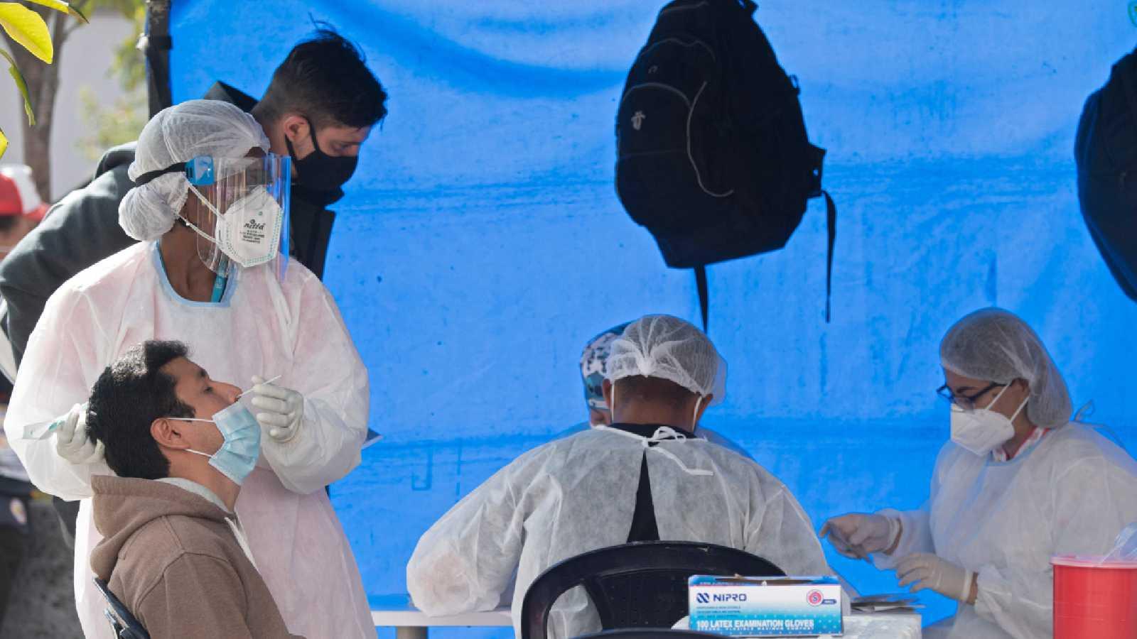 24 horas - Mesa del Mundo: el avance de la pandemia en diferentes países - Escuchar ahora