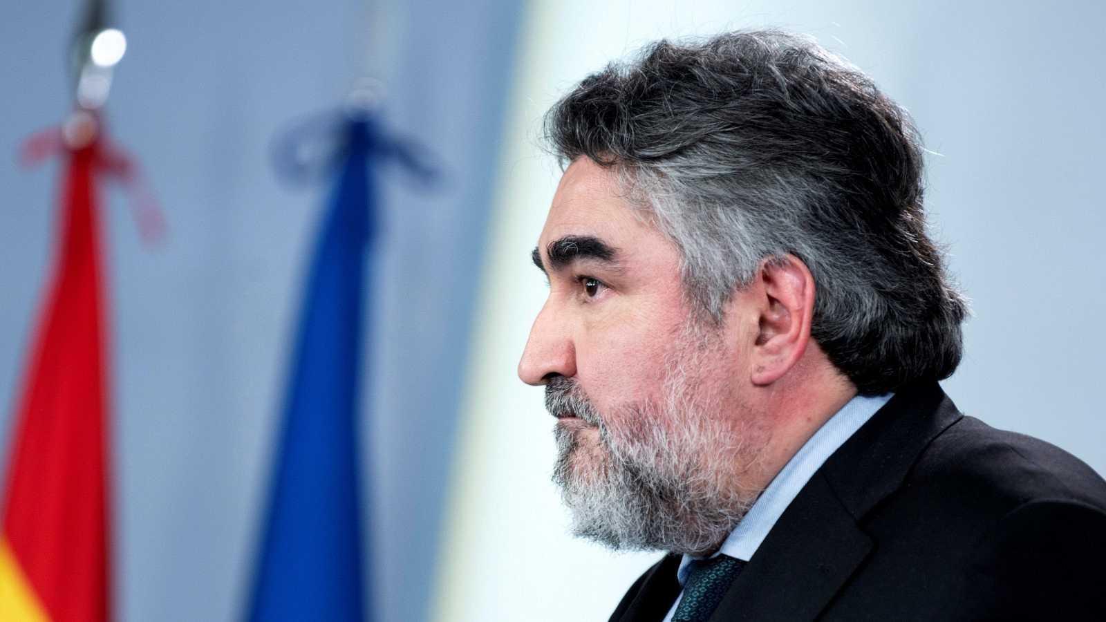 24 horas - El Consejo de Ministros ampliará la prestación a los trabajadores de la cultura - Escuchar ahora