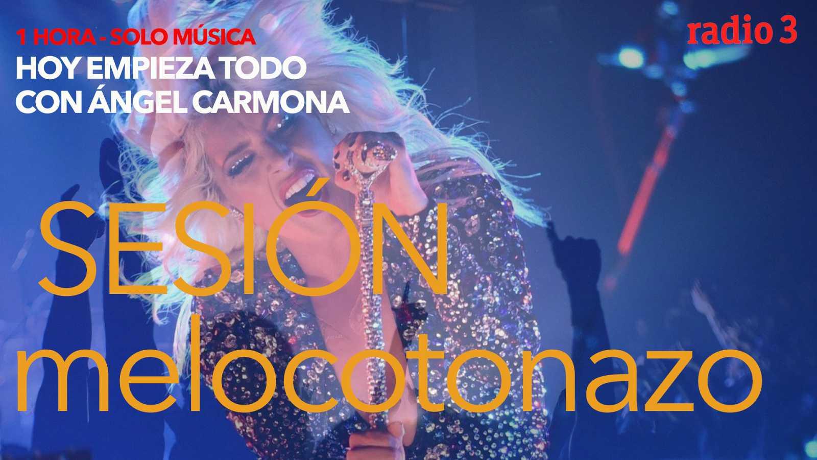 Hoy empieza todo con Ángel Carmona - #SesiónMelocotonazo: Daniel Johnston, Lady Gaga, Pizzicato five... - 22/01/21 - escuchar ahora