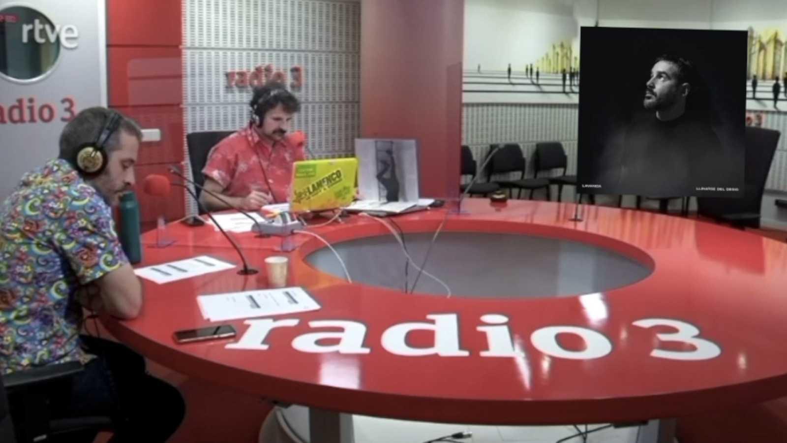 Hoy empieza todo con Ángel Carmona - Ciencia Catacroquer, Cinecutre y Lavanda - 22/01/21 - escuchar ahora