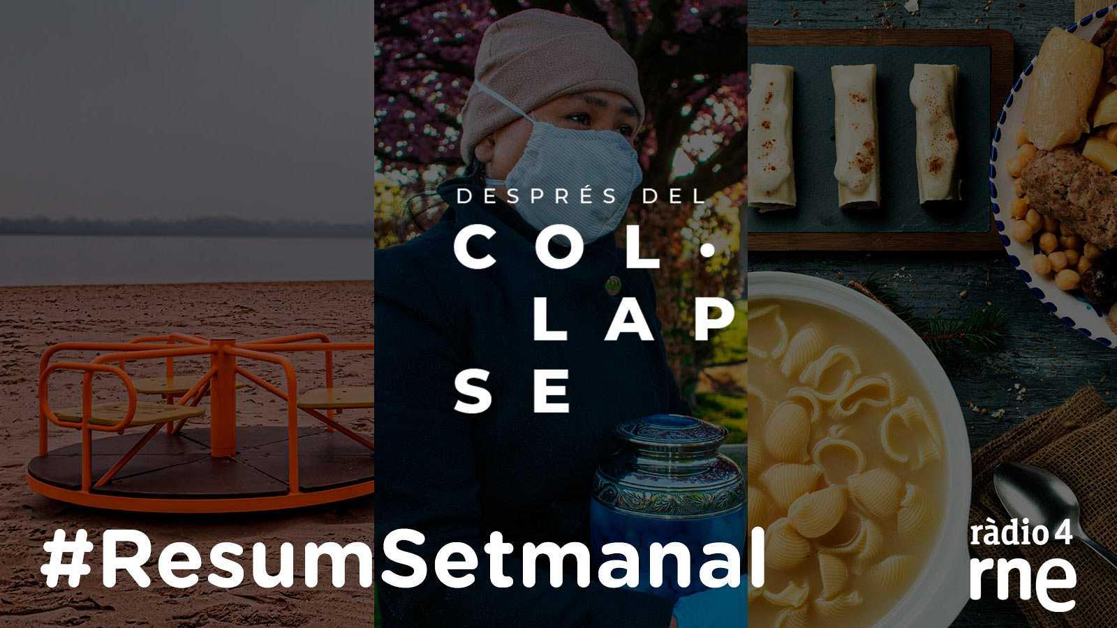 Després del col·lapse - Resum Setmanal - 22/01/21 - escoltar ara