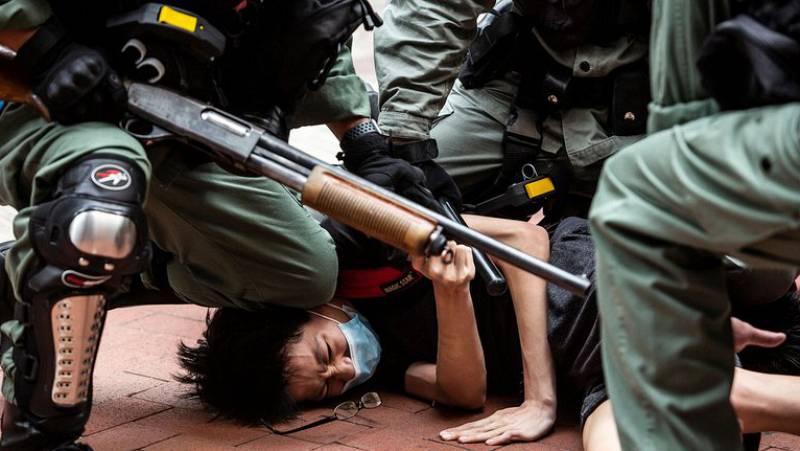 Asia hoy - Condena del Parlamento Europeo a la represión en Hong Kong - 22/01/27 - escuchar ahora