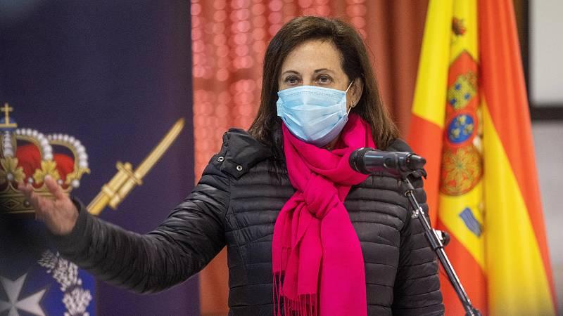 14 horas - Defensa investiga si el JEMAD siguió el orden establecido al vacunarse - Escuchar ahora