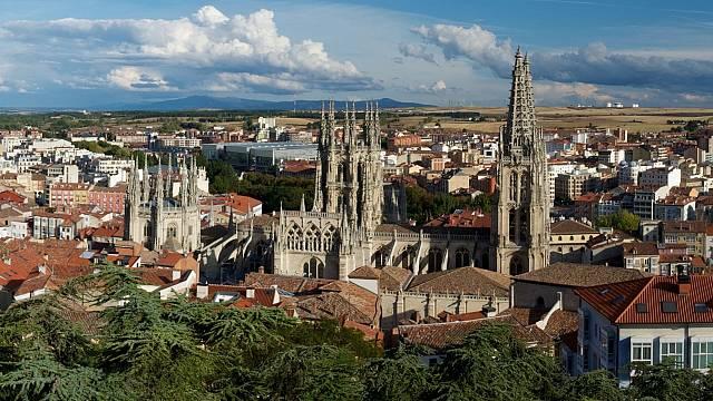 Burgos, el calor de la historia