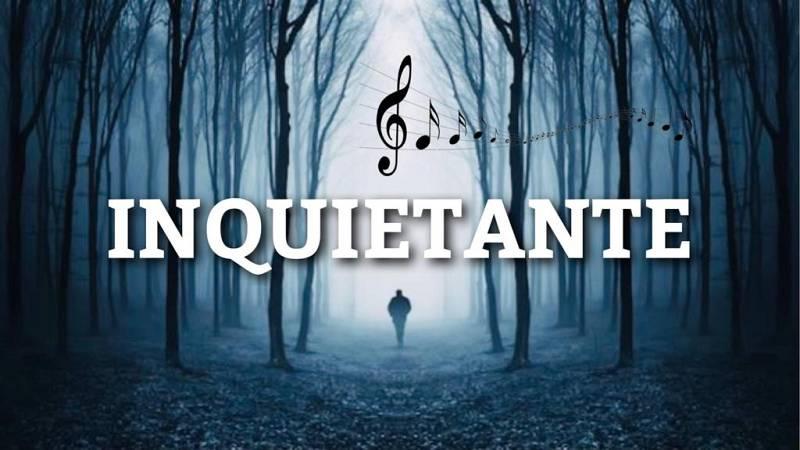 No es un día cualquiera - Música inquietante - Andrés Salado - 'La platea' - 24/01/2021 - Escuchar ahora