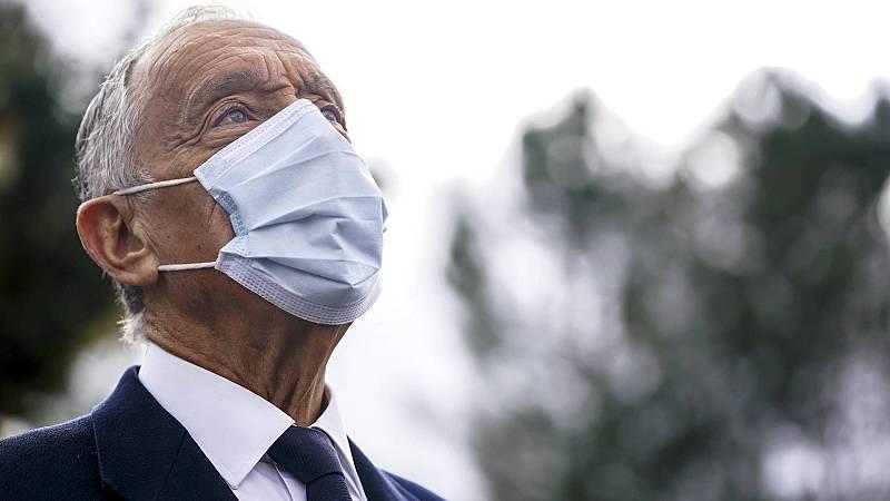 24 Horas Fin de Semana - Rebelo de Sousa habría ganado las presidenciales portuguesas - Escuchar ahora