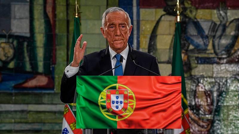 Las mañanas de RNE con Íñigo Alfonso - Marcelo Rebelo de Sousa, reelegido presidente de Portugal - Escuchar ahora