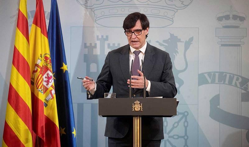 Las mañanas de RNE con Íñigo Alfonso - Illa dejará mañana Sanidad para centrarse en las elecciones catalanas - Escuchar ahora