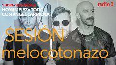 Hoy empieza todo con Ángel Carmona - #SesiónMelocotonazo: Tom Jobin, X Ambassadors, Sonic Youth...- 25/01/21