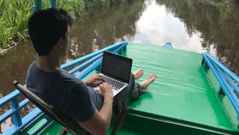 Punto de enlace - Negocios 'online', alternativa en la pandemia - 25/01/21 - escuchar ahora