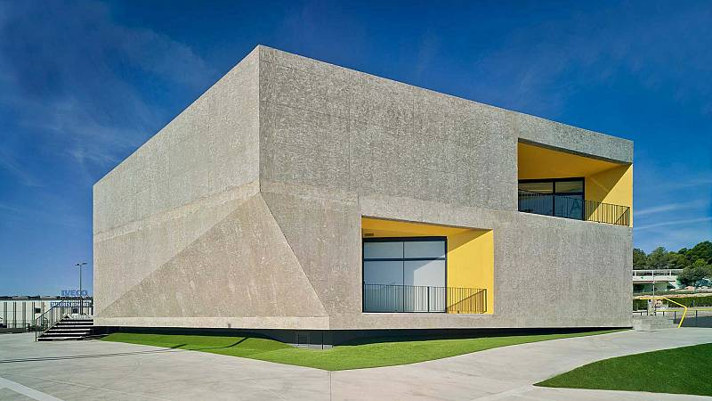 Artesfera - El Lab_Nucía, de Crystalzoo, gana el premio Architizer - 25/01/21 - escuchar ahora