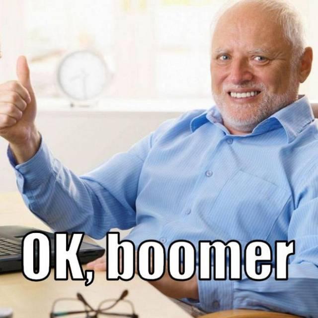 Territori clandestí - Que us bombin, boomers!