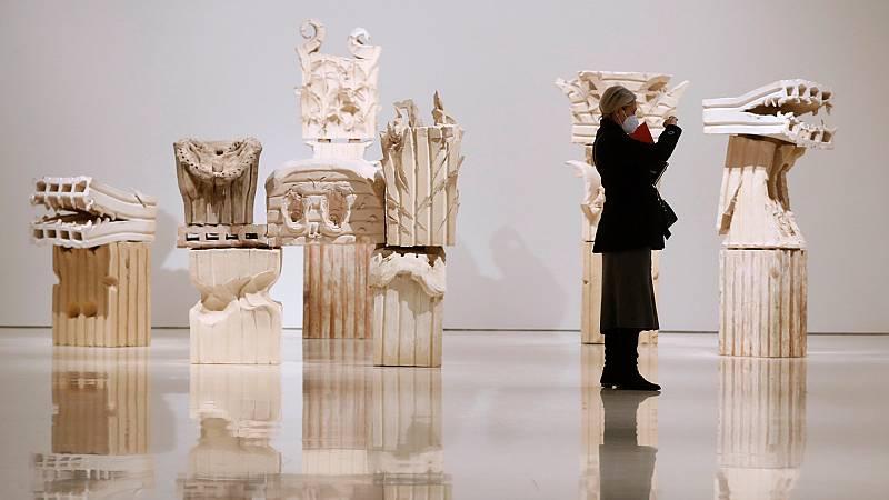 """24 horas - La """"Metamorfosis"""" de Miquel Barceló en el Museo Picasso de Málaga - Escuchar ahora"""