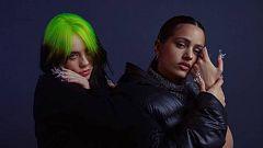 Turbo 3 - Billie Eilish con Rosalía, Rhye y The Vaccines versionando a QOTSA - 25/01/21