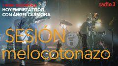 Hoy empieza todo con Ángel Carmona - #SesiónMelocotonazo: Lucinda Williams, The Vaccines, Beyoncé...- 26/01/21