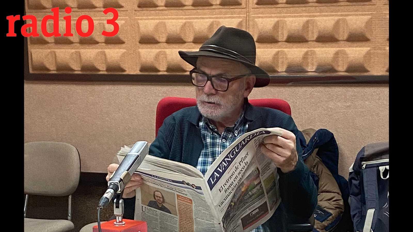 Hoy empieza todo con Ángel Carmona - Rigoberta Bandini, Dudas pandémicas y Humanismo tecnológico - 26/01/21 - escuchar ahora
