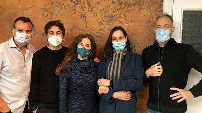 Las mañanas de RNE con Íñigo Alfonso -  El último martes del Teatro Pavón Kamikaze de Madrid - Escuchar ahora