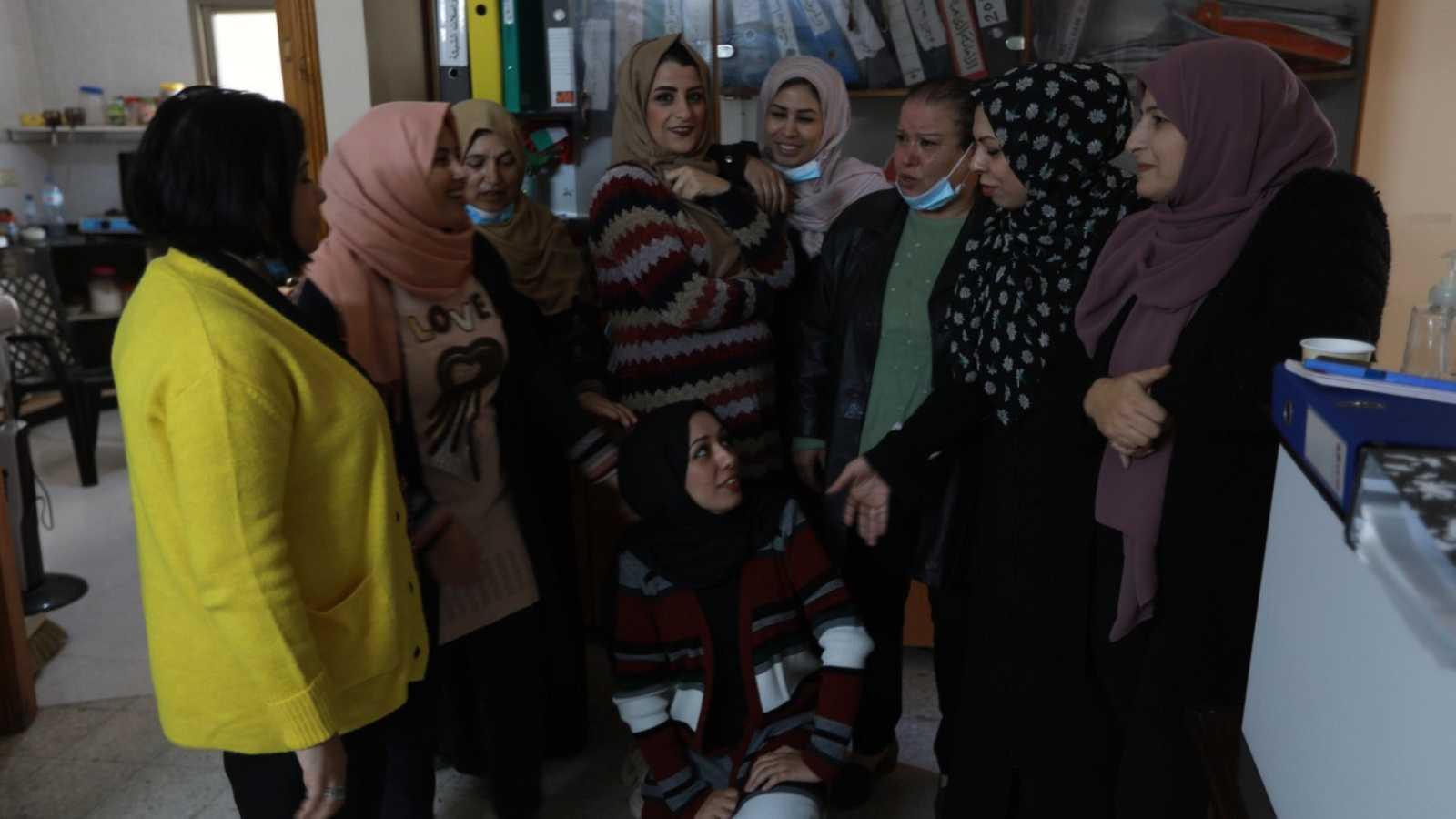 Reportajes 5 Continentes - Mujeres bajo el bloqueo en la Franja de Gaza - Escuchar ahora