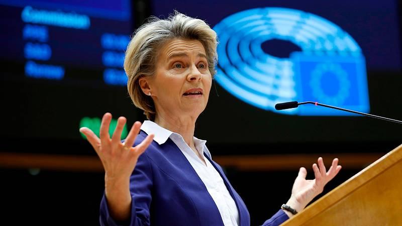 14 horas - Bruselas urge a AstraZeneca a que envíe las vacunas comprometidas - Escuchar ahora