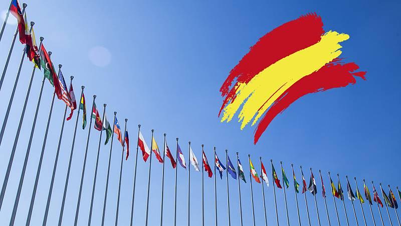 Europa abierta - Nueva política exterior: España puede desempeñar 'un poder blando' más allá de UE - escuchar ahora