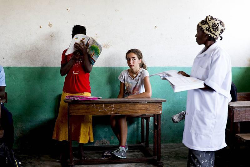 Educar para la paz - La educación en África en 'Una luz en la oscuridad' - 27/01/21 - Escuchar ahora
