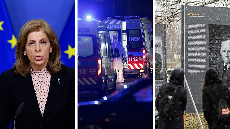 Cinco continentes - Comisión Europea vs. Astrazeneca - Escuchar ahora