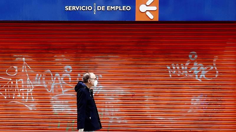 """Las mañanas de RNE con Íñigo Alfonso -  El desempleo en la pandemia: """"Gracias a Dios que no tengo hijos"""" - Escuchar ahora"""