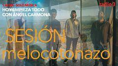 "Hoy empieza todo con Ángel Carmona - ""#SesiónMelocotonazo"": Rakim, Niños Mutantes, Gotye...- 28/01/21"