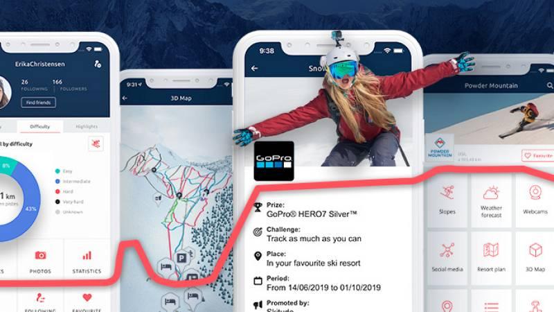Marca España - Skitude, la 'startup' española del esquí que triunfa en el mundo - 28/01/21 - escuchar ahora