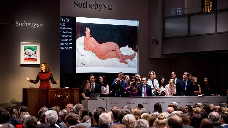14 horas - Sale a subasta un retrato de Botticelli valorado en 65 millones de euros - Escuchar ahora