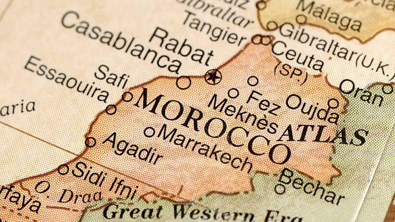 Cinco continentes - Marruecos: la privilegiada relación con EEUU - Escuchar ahora