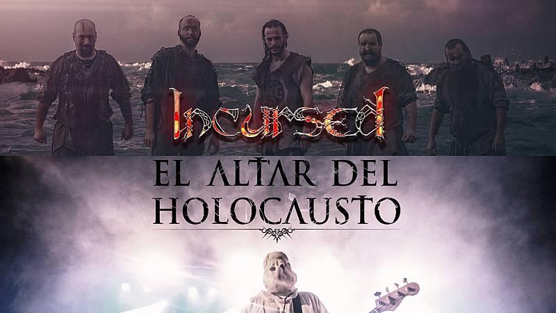 El Vuelo del Fénix - Incursed y El Altar del Holocausto - 28/01/21 - escuchar ahora