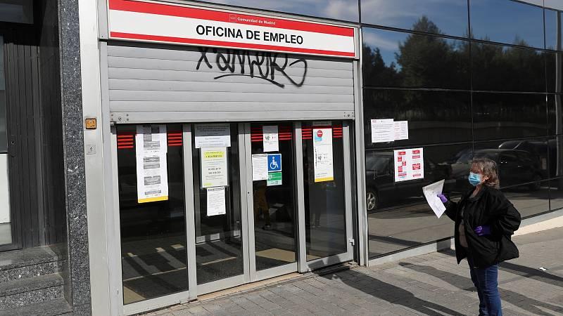 Las mañanas de RNE con Íñigo Alfonso - España y la amenaza de histéresis: cuando la crisis se va, pero el paro se queda - Escuchar ahora