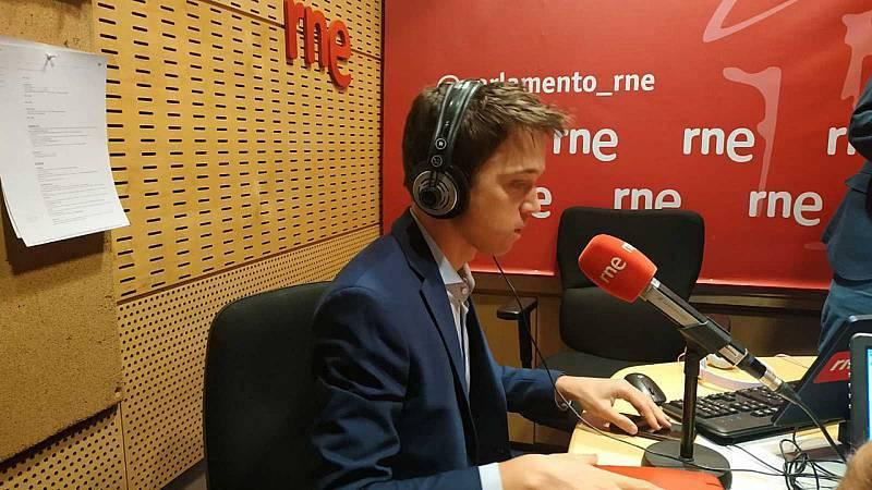 """Parlamento - Radio 5 - Íñigo Errejón: """"El Gobierno no está cuidando a los socios parlamentarios"""" - Escuchar ahora"""